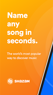 Shazam: Free music & lyrics discovery Screenshot