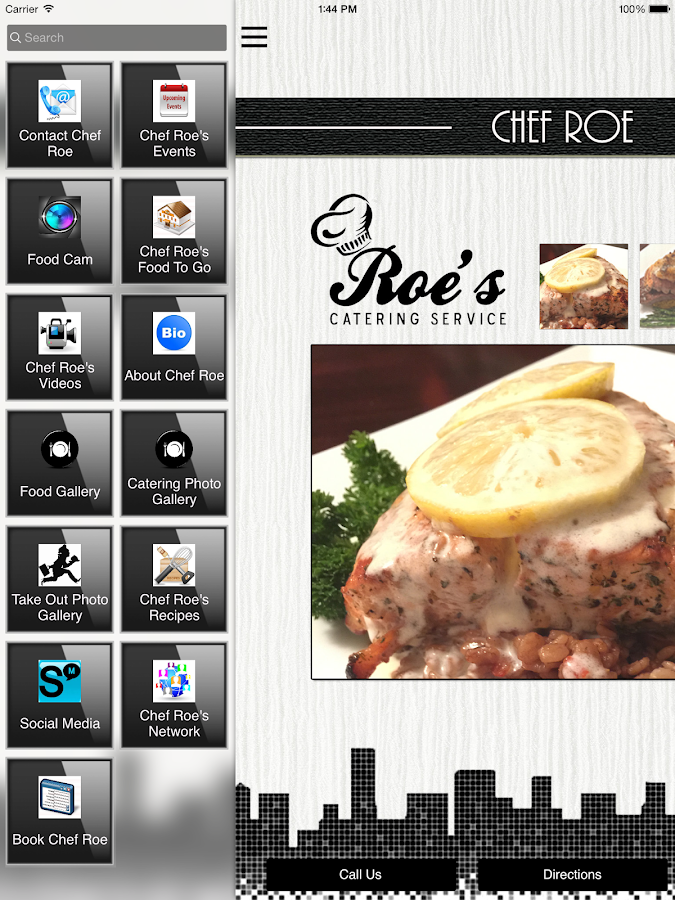 Chef Roe- screenshot