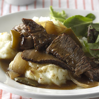 Slow-Cooked Sirloin.