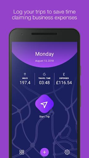Appspense - Expenses & Mileage Tracker App Report on Mobile