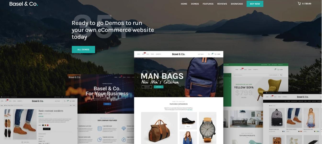 Basel - Shoes shopify theme