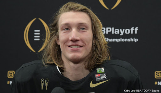 Jaguars had trouble getting in touch with Trevor Lawrence on draft night