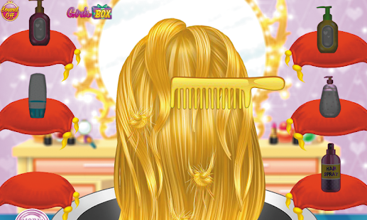 Royal Princess Haircuts Salon- screenshot thumbnail