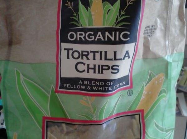 Add Tortilla chips