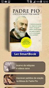 SmartBook do Padre Pio - Crucificado por Amor - náhled