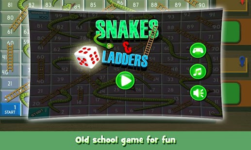 Snakes and ladders - náhled