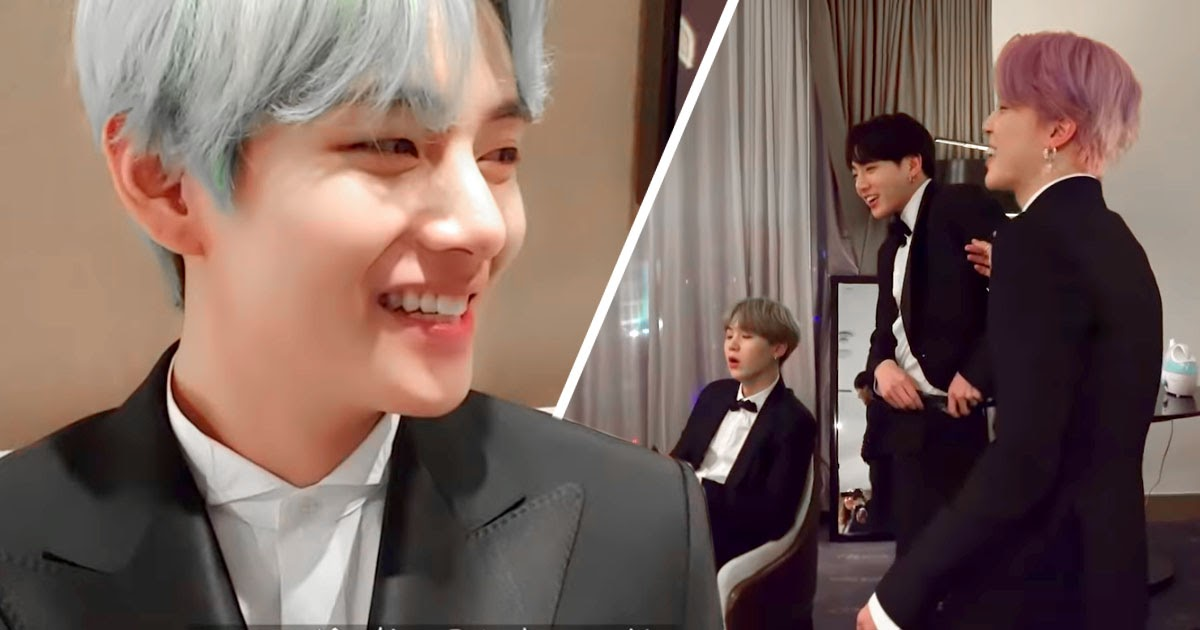 """BTS's V Wanted To """"Shoot"""" His Members For Being Distracting AF"""