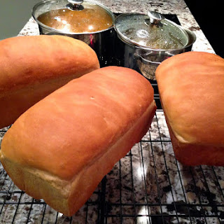 Home Made Bread.