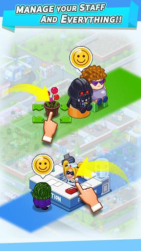Fun Hospital – Tycoon is back  screenshots 2