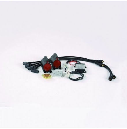 Double ignition kit Silent Hektik for BMW R2V models from 9/1980 on