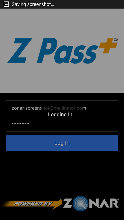 Z Pass+- screenshot