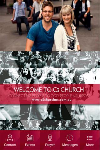 C3 Church Newcastle City