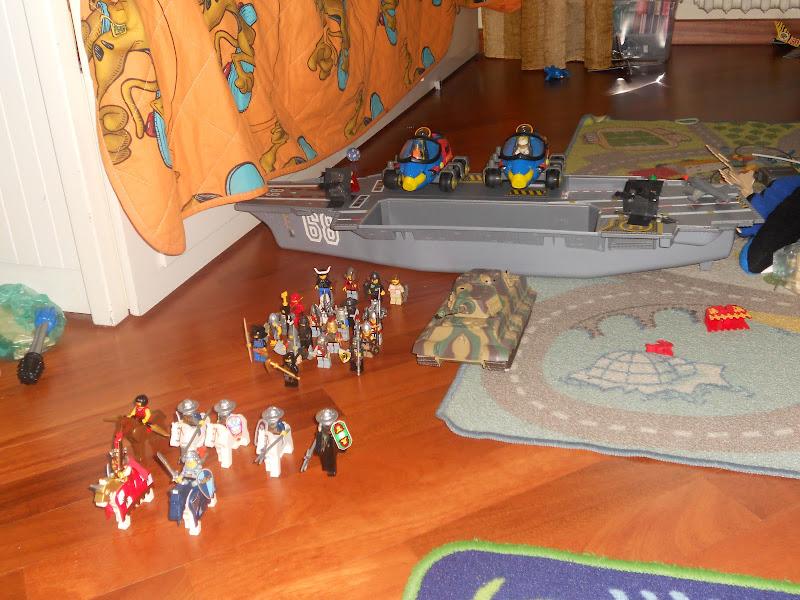Lego team di masaria24