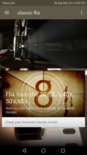 classic flix 7.0.0.0 screenshots 1