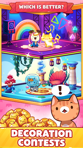 Cat Game - The Cats Collector! apkslow screenshots 6