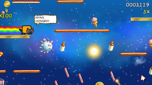 Nyan Cat: Lost In Space screenshot 22
