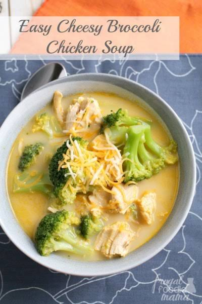 10 Best Campbells Chicken And Broccoli Soup Recipes