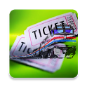 Railway Ticket Wallet icon