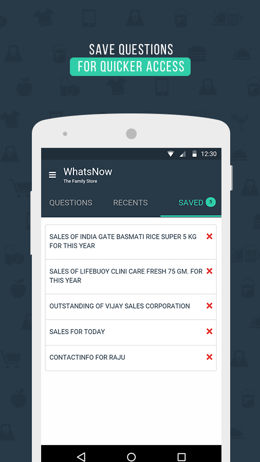 WhatsNow - POS Owners App- screenshot