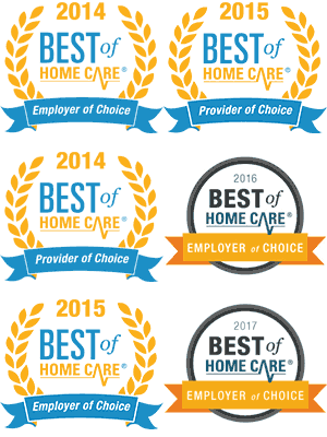 Home Care Assistance of Utah Awards