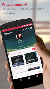 Reach App - Music Discovery- screenshot thumbnail
