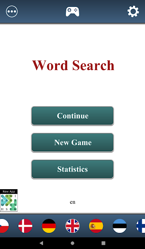 Word Search - Search for words screenshots 14