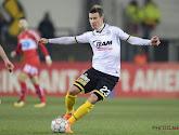 Lukas Marecek debuteert voor Lokeren