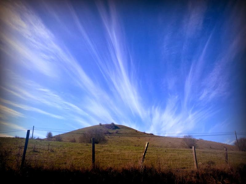 Photo: Woah - a magic mountain!