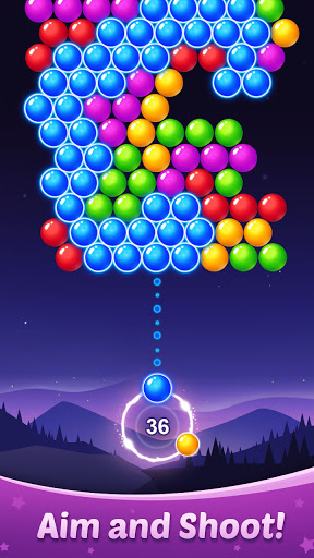 Bubble Shooter apktram screenshots 2