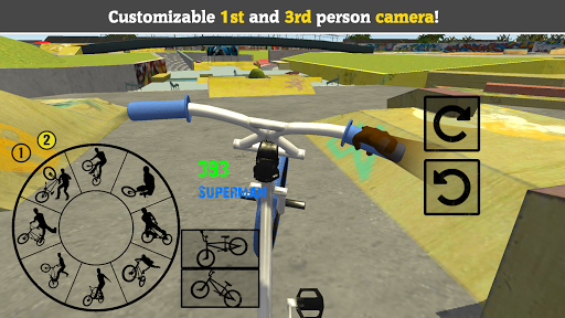 Télécharger Gratuit BMX FE3D 2 - Freestyle Extreme 3D apk mod screenshots 2