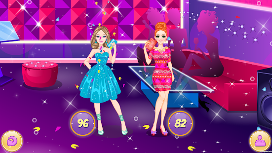 Party Fashion Top Girls - Dress Up Game - náhled