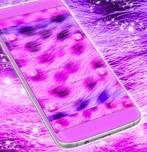 SMS Témata Neon Blue - náhled