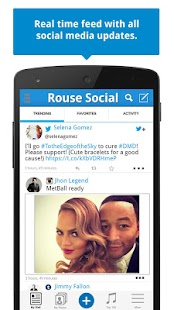 Rouse Social- screenshot thumbnail