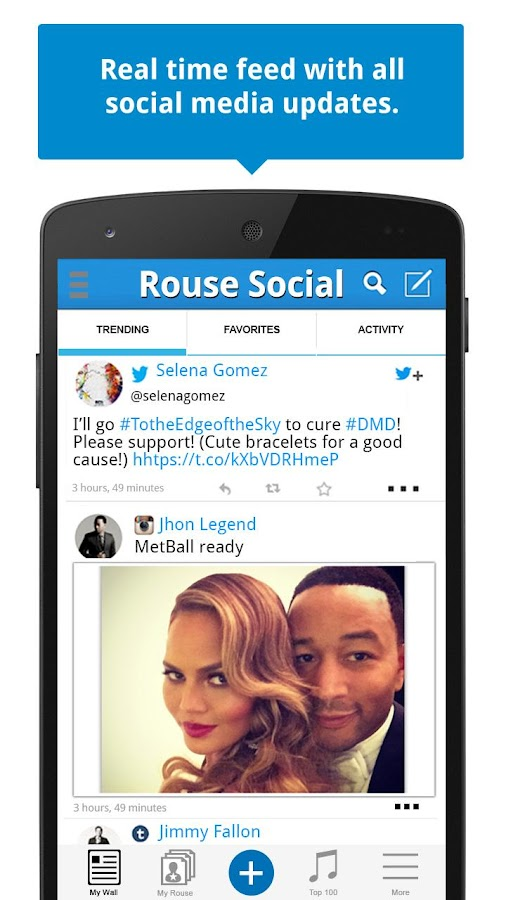 Rouse Social- screenshot