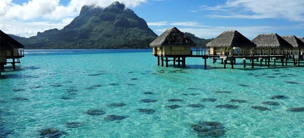 Férias em Tahiti, Polinésia Francesa