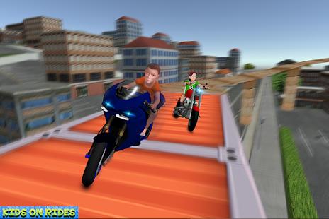 Fun Kids Bike Stunts střeše - náhled
