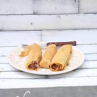 Vegetarian Style Tamales Recipe