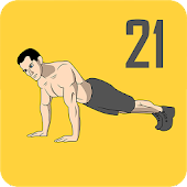 Push Up  -  21 Day Push Up Challenge