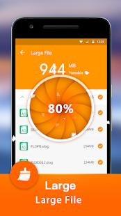File Manager & Clean Booster