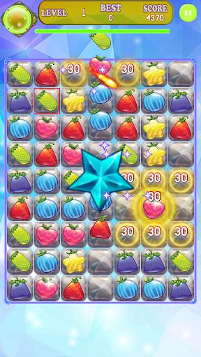 Veggies Candy Splash cheat screenshots 4