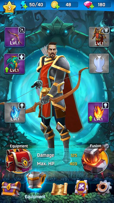 Hunter: Master of Arrows  poster 6