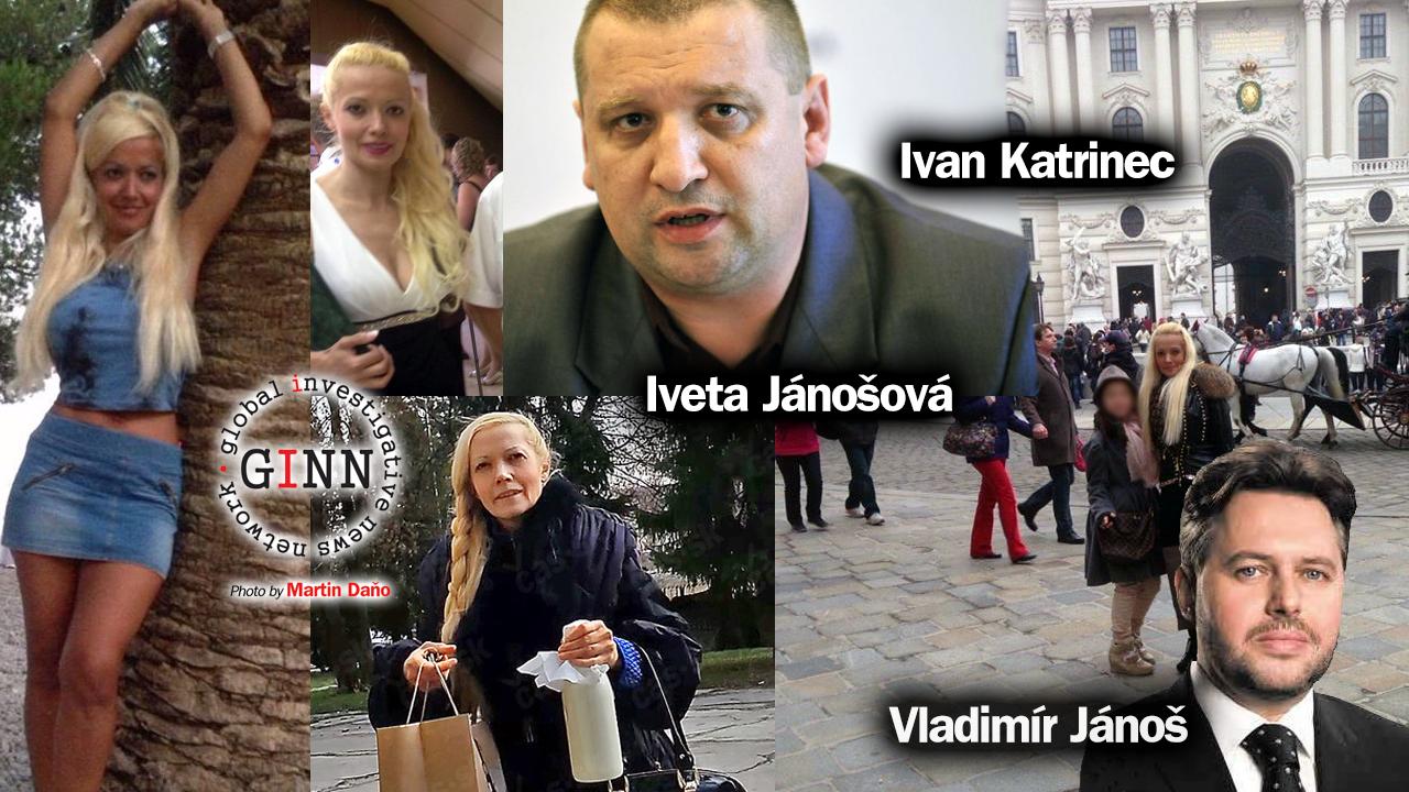 Ivan Katrinec, Vladimír Jánoš, Iveta Jánošová