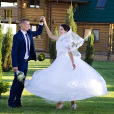 Wedding photographer Alena Bratanchuk (alenabratanchuk). Photo of 04.10.2017