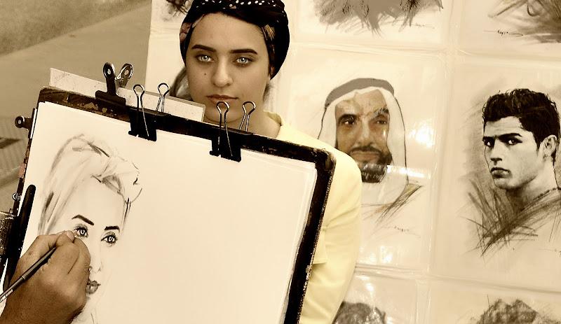 Disegnare sguardi di AlfredoNegroni