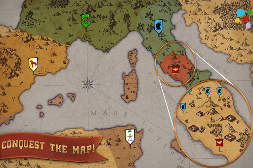 Android/PC/Windows的Grow Empire: Rome (apk) 游戏 免費下載 screenshot