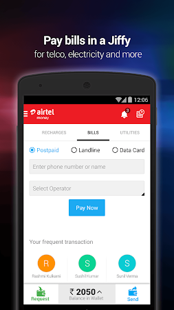 Airtel Money - Recharge & Pay 3.0.0.16 screenshot 242138