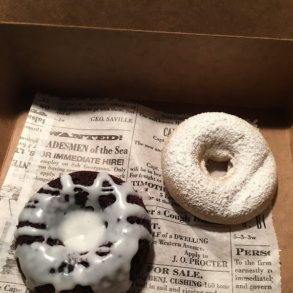 Photo from Main Street Donuts