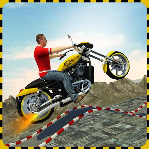 Impossible Track : Sky Bike Stunts 3D (game)