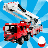 911 Fire Truck Baby Game
