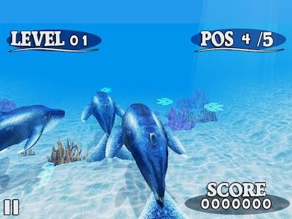 Fish Race - náhled